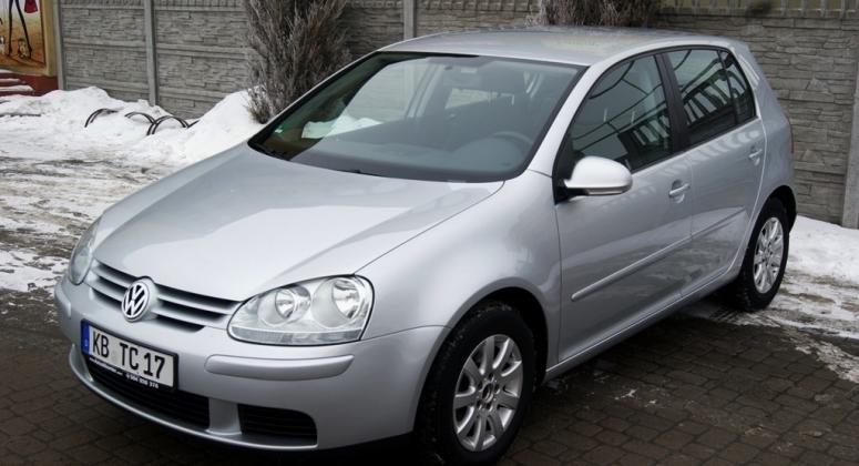 Volkswagen Golf 1.6MPI 102KM Alufelg Tempomat Serwisowany z Niemiec Opłacony Gwarancja