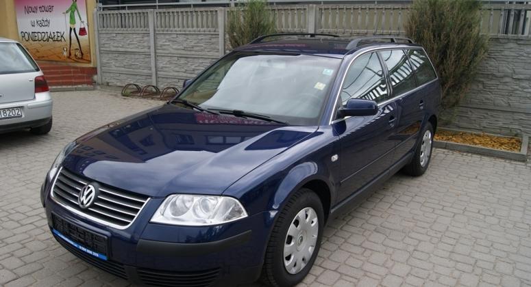 VW Passat 2.0 kombi