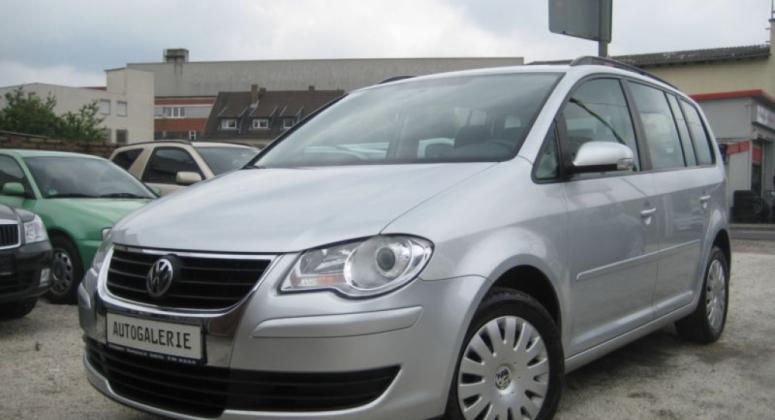 Volkswagen Touran 1,6 Trendline