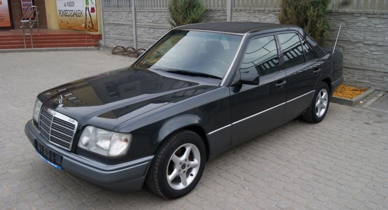 Mercedes  w124 e250d