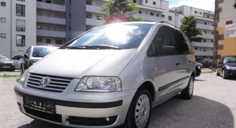 Volkswagen Sharan 1.8 5V Turbo Family
