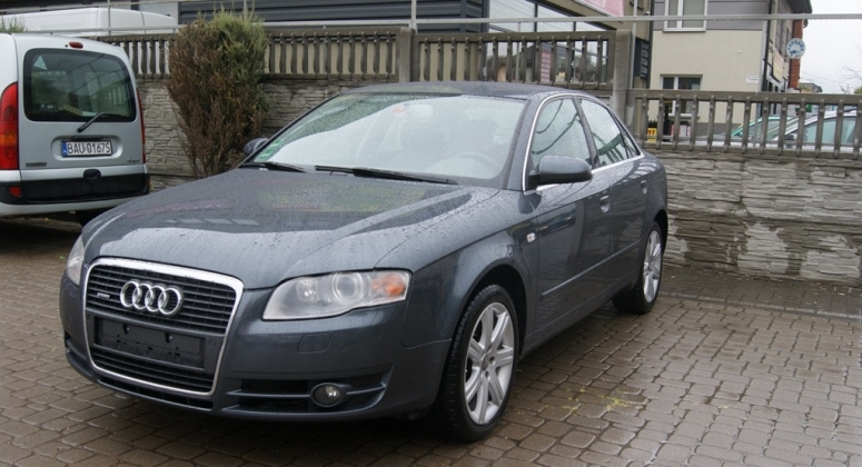 Audi a4 1.8 turbo 163KM quattro skóra bi xenon