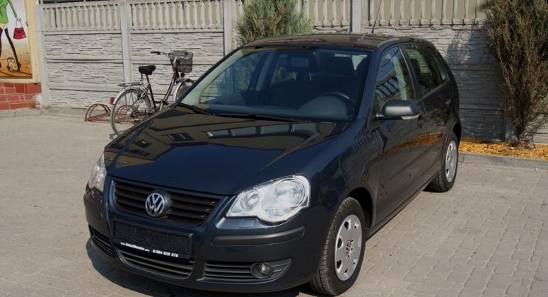 VW Polo 1.2i Lift 5 drzwi klima elktryka serwis 1 ręka