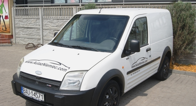 ford transit connect  VAT 1