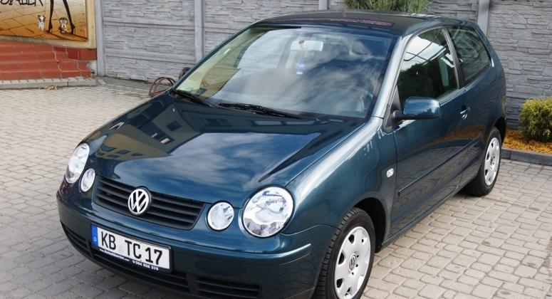 VW Polo 1.2i mały oszczędny