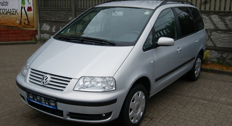 VW Sharan 1.8T, 7osobowy