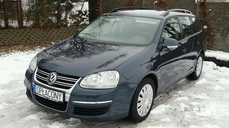 VW Golf Plus 1.6Mpi 2xParktronik Tempomat z Niemiec Opłacony Gwarancja