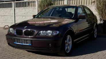 BMW E46 318i sedan