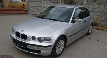 BMW 316ti klima elektryka