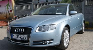 Audi A4 1.6i Klima Grzane Fotle Tempomat Alufelgi