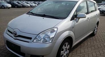 Toyota Corolla Verso 1,8
