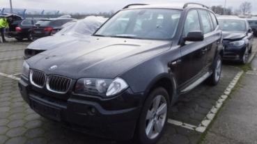 BMW X3 3,0 sd Steptronic