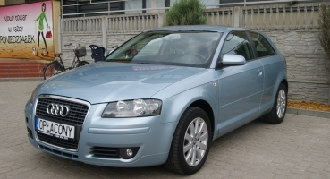Audi a3 1.6 alu felgi serwis