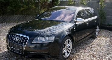 Audi S6 5.2 FSI Masaże Solar dach Carbon BOSE Opłacone
