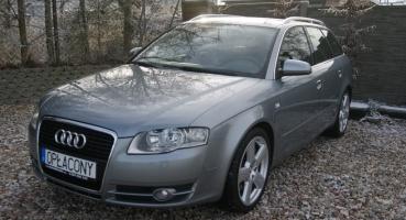 Audi A4 Avant 2.7 TDI Edition Plus Skóra Navi