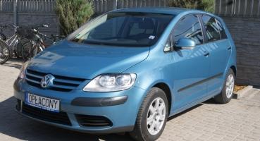 VW Golf Plus 1.9 TDI 1ręka Xenon Nawigacja Alufelgi Parktronik Zadbany full Serwis