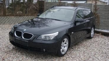 BMW 535d Skóra Wentylowana L7 Szklany Dach Bi-Xenon Rzutnik