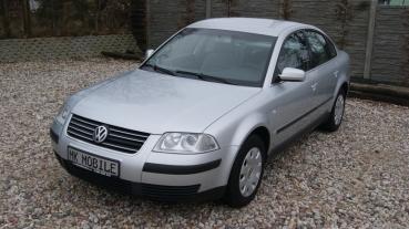 VW Passat 1.6MPI Sedan 1ręka HAK Klima Elktryka ESP Serwisowany Opłacony Gwarancja