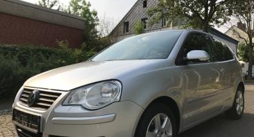 Volkswagen Polo 1.2 United Klima Alufelgi Parktronik Tempomat