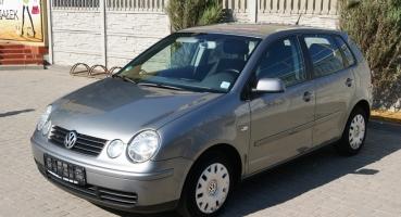 VW Polo 1,2i 5drzwi Bogata Opcja Mały Przebieg Opłacona