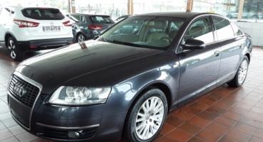 Audi A6 3.2 benzyna Quattro sedan