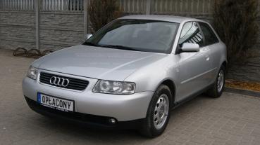 Audi A3 1,6i LIFT Klima Alufelgi Elktryka Serwis z Niemiec Gwarancja Nowy Rozrząd