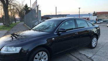 Audi a6 2.4 sedan czarny sedan