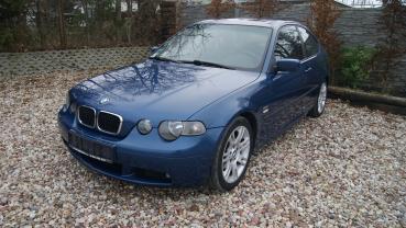 BMW 316i Compakt M Pakiet Klima Elktryka Alkantara Szyberdach MP3